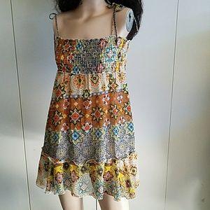 Dresses & Skirts - SALE Boho dress new . Was $18